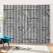 Challenge Great Maze 3d Curtain Blockout Photo Printing Curtains Drape Fabric