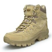 Men's Boots Military Boot Tactical Big Size Army Bot Male Shoes, Botas Para Homb
