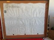 Authentic British Indenture/land Conveyance Document From 1786 ..nice