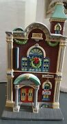 Dept 56 Heritage Village Christmas In The City Series Arts Academy