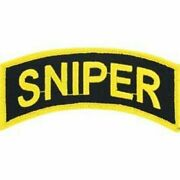 Us Army Sniper - Decorative Patches Embroidered Iron On Patch - 4