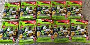 Lego Hot Dog Guy Minifigures - Sealed And Unopened Lot Of 10 - From Series 13