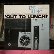 Used 12 Lp M- Eric Dolphy Out To Lunch 1985 Blue Note Dmm Remastered Bst-84163
