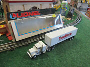 Lionel Modern 52066 Trainmaster Tractor And Trailer Very Rare Uncataloged