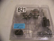 2014-2015 Toyota Corolla Complete Lock Cylinders Kit With Key Used 69005-02a20