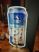 Golden Road Brewing Point The Way Ipa Beer Neon Sign Authentic Made In L.a