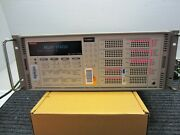 Keithley 7002 Switch System W/5 Cards 1-7064 3-7066 And 1-7057a Multiplexer