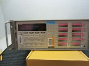 Keithley 7002 Switch System W/10- 7164 Cards Solid State Multiplexer