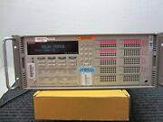 Keithley 7002 Switch System W/4 Cards 3-7164 And 1-7053 Solid State Multiplexer
