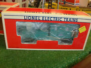 Lionel Trains No. 19714 New York Central Searchlight Caboose 2 Of 2 Very Nice