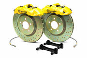 Brembo Gt Bbk Big Brake Kit 4pot Rear For 2010+ Chevrolet Camaro V6 2p4.8001a5