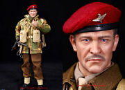 In Stock Did K80135 1/6 Wwii British 1st Airborne Red Devil Commander Roy Toy