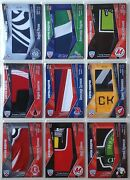 Khl Sereal Allstar Game Collection Leaders Gear Full Set 46 Cards /99 2011-12