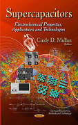 Supercapacitors Electrochemical Prope Chemical Engineering Methods And Technolo