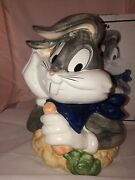 New In Box 1993 Looney Tunes, Bugs Bunny Cookie Jar, New