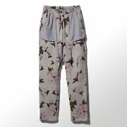 Adidas Jeremy Scott Floral Track Pants Size Large Free Shipping S07153