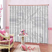 A-maze-ing Great Game 3d Curtain Blockout Photo Printing Curtains Drape Fabric