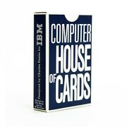 Eames1970 Computer House Of Cards