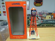 Lionel Trains Lenny The Lion 193 Water Tower , 2001-2002 , 6-14154 , Nice C-7+