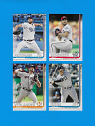 2019 Topps Baseball Series 1 - Stars Only- U Pick - All Priced At 99 Cents