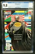 Batman Inc 1 2011 First Issue Incorporated Cgc 9.8 E145