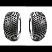 2 Turf Lawn Mower 23x1100-10 Tires 23x11.00-10 23x11-10 4ply Tires Litefoot