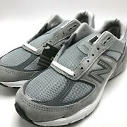 New Balance Menand039s Running Shoe Grey Made In Usa M990gl5