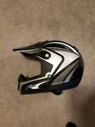 Thor Used Dirt Bike Helmet Dot/snell Approved Size S 35mm Free Shipping