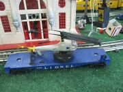 Lionel Post War 3419 Operating Helicopter Car Exc Orig Cond In Fair Box 1959-65
