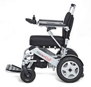Freedom Chair Ao6l Lightweight Folding Powered Wheelchair - New - Free Delivery