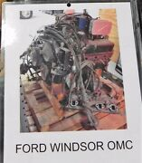Ford Windsor 351 Top End Only. Complete.