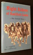Betty Burdick Wood / Night Riders Of Reelfoot Lake The Untold Story Signed 1st