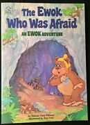 Helena Clare Pittman / Ewok Who Was Afraid First Printing Signed By Warwick 1st