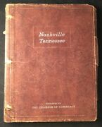 Tn Chamber Of Commerce / 1937 City Planning And Prospective Business Portfolio 1st