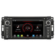 Android 10 Car Dvd Gps Stereo Radio Wifi For Jeep Liberty Compass Dodge Chrysler