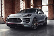 Porche Macan Turbo Style Front Bumper Body Kit 2014