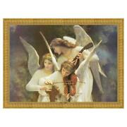 Design Toscano Song Of The Angels 1881 Canvas Replica Painting Grande