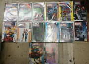 Lot 14 Marvel Team Up Comics 9 14 13 7 8 10 11 12 6 5 4 3 2 1 Collectible