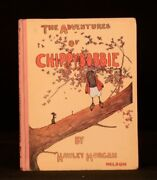 C1917 The Adventures Of Chippybobbie And Mr Fieldmouse Hawlet Morgan Dustwrapper