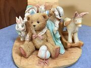 Cherished Teddies - Christopher - 'old Friends Are The Best Friends' - 950483