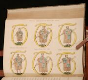 1793 Science Of Heraldry In England First Colour Plates