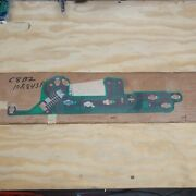 C8dz-10k843-a Nos Oem 68 Ford Falcon Printed Gauge Cluster Circuit Board