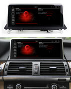 10.25 Android 10 Car Stereo Radio Navigation Gps Player For Bmw X5 E70 X6 E71