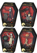 4 Figurines The Nightmare Before Christmas Collectible Jun Planning Sideshow