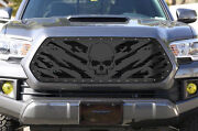 Custom Steel Aftermarket Grille Fits 2016-2017 Toyota Tacoma Grill Nightmare