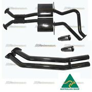 Pacemaker Catback Stainless Twin 3 System For Holden Commodore Ute Vt-vz V8