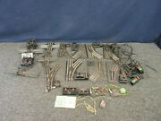 25 Lionel American Flyer O Scale Switching Train Track 3 Rail 1122 1022 Lot