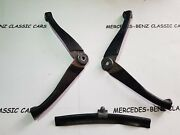 Mercedes W108 W109 W111 Coupe W112 Headlight Wiper Arms Left And Right