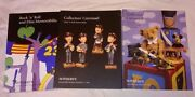Beatles 3 Auction Catalog Lot Uk Sotheby Oop Signed Items Photos Instruments