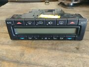 Mercedes-benz Dual Zone Climate Control Ac Panel Display 2108302285